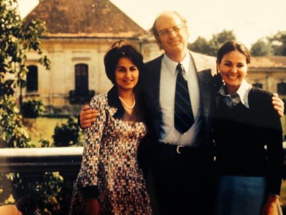 Martha Wohlwendt, Howard Raiffa, Vivien Schimmel