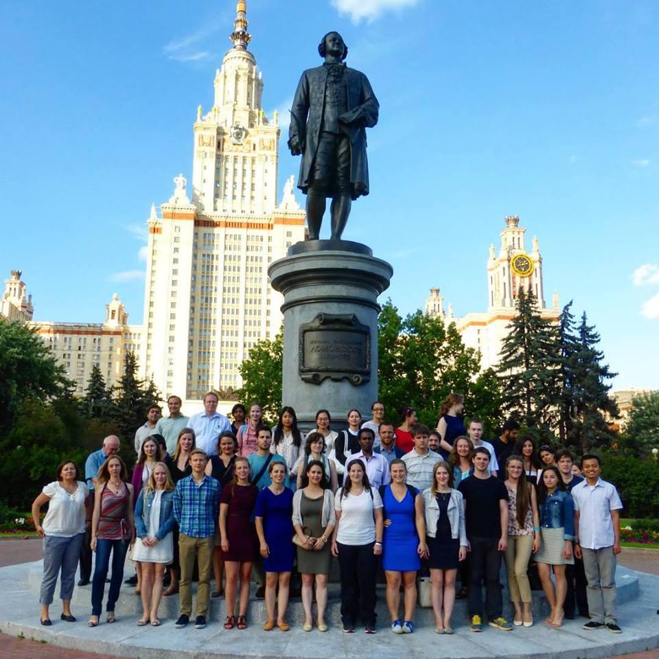 Participants in the MSA 2015. Photo Credit: M. Nazli Koseoglu