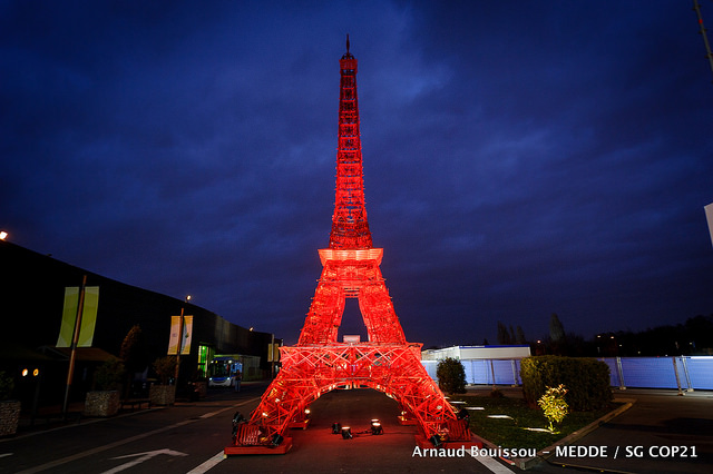 Paris is just the beginning