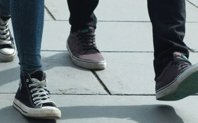 What does your walking say about your true age?