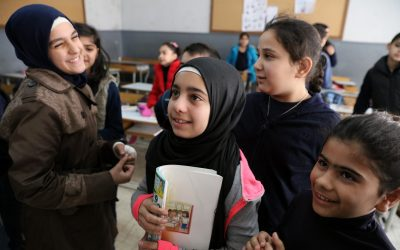 Why are the refugees who came to Austria in 2015 more educated than expected?