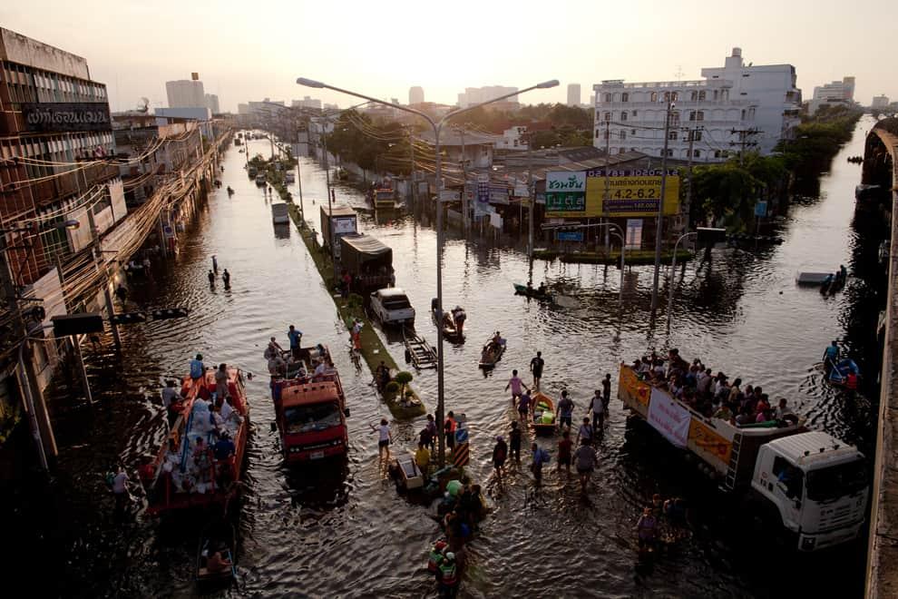 New portal links local and global flood data