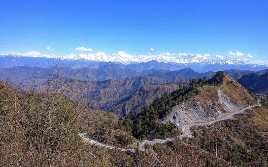 Roads, landslides, and rethinking development