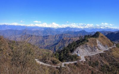 Roads, landslides, and rethinking development