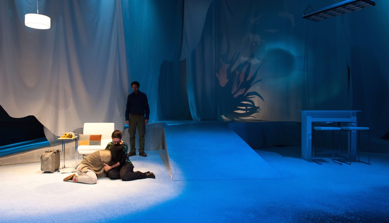 Sila was the first of the eight plays in the Arctic Cycle. it focuses on Canada. A.R. Sinclair Photography