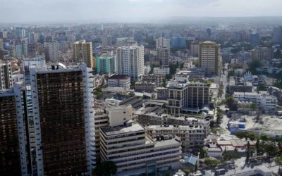 African cities are critical to global climate mitigation