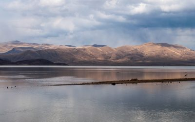 Disappearing Act: Bolivia's second largest lake dries up