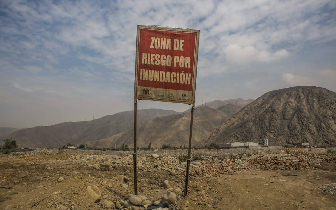 From risk reduction infrastructure to integrated watershed governance in Peru