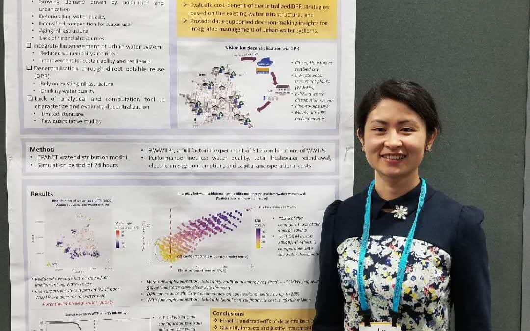 Finding community at the AGU Fall Meeting
