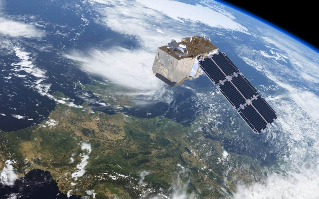Bringing satellite data down to Earth