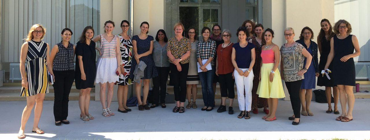 Women in science at IIASA © Michaela Rossini