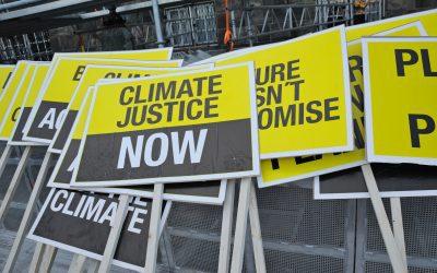 Are the Paris climate commitments fair?