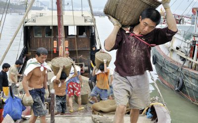 """Ecocivilization"":  balancing society and ecology in Chinese coastal fishing communities"