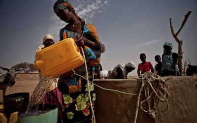 Female-headed households hit harder by climate change