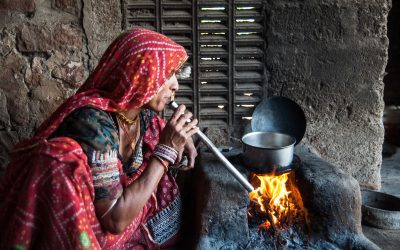 Living to age five: Reducing deadly indoor air pollution in developing countries