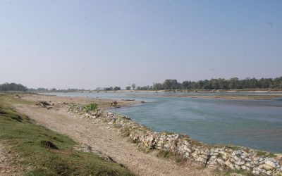 Mapping flood resilience in rural Nepal